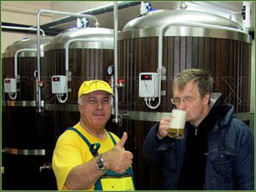 Мини пивоварни и минипивзаводы от производителя.